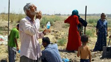 Mosul's Last Christians Flee Iraq's Hoped-For Christian Stronghold