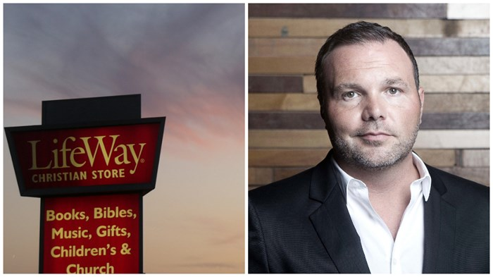 LifeWay Stops Selling Mark Driscoll's Books at 180 Christian Stores