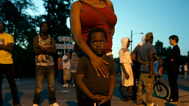 John Perkins: The Sin of Racism Made Ferguson Escalate So Quickly
