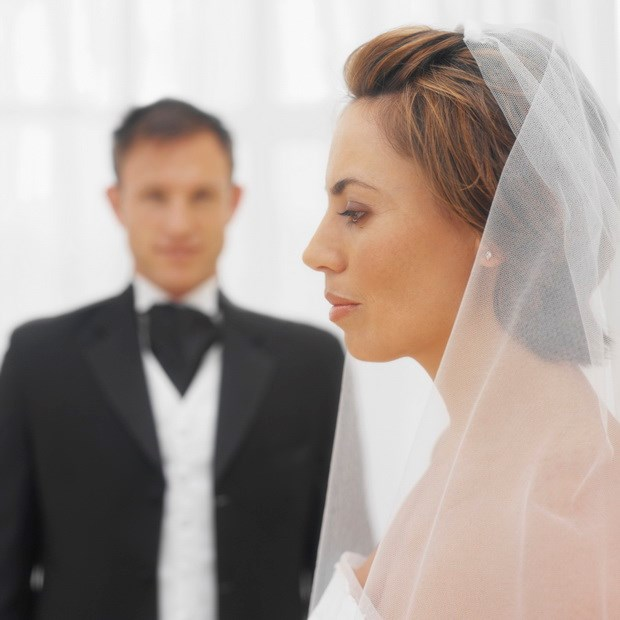 My Savior, My Spouse?