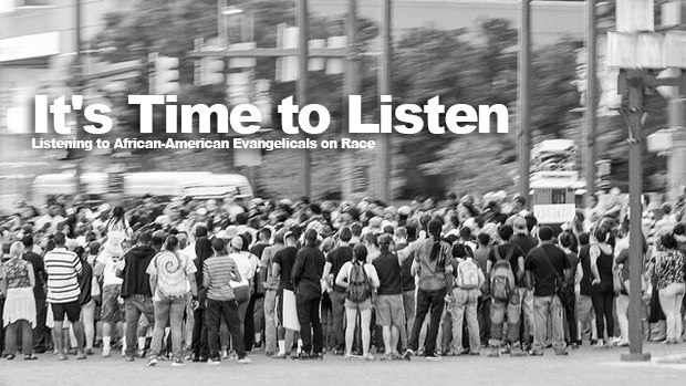 """It's Time to Listen: """"Will White Evangelicals Ever Acknowledge Systemic Injustice? (Part 1),"""" a guest post by Leonce Crump"""