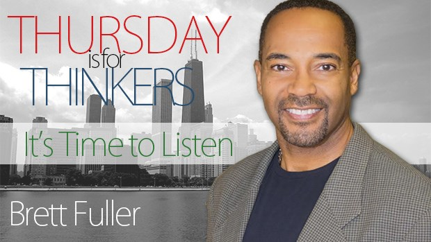 "Thursday is for Thinkers: ""It's Time to Listen: Kingdom Cooperation,"" a guest post by Brett Fuller"