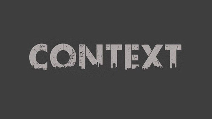 Sunday is for Series: Contextualize This! The Gospel in a Worldly Context