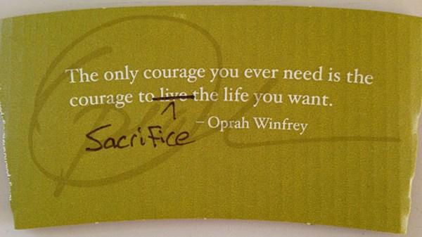 The Op-Ed (Oprah Edited)
