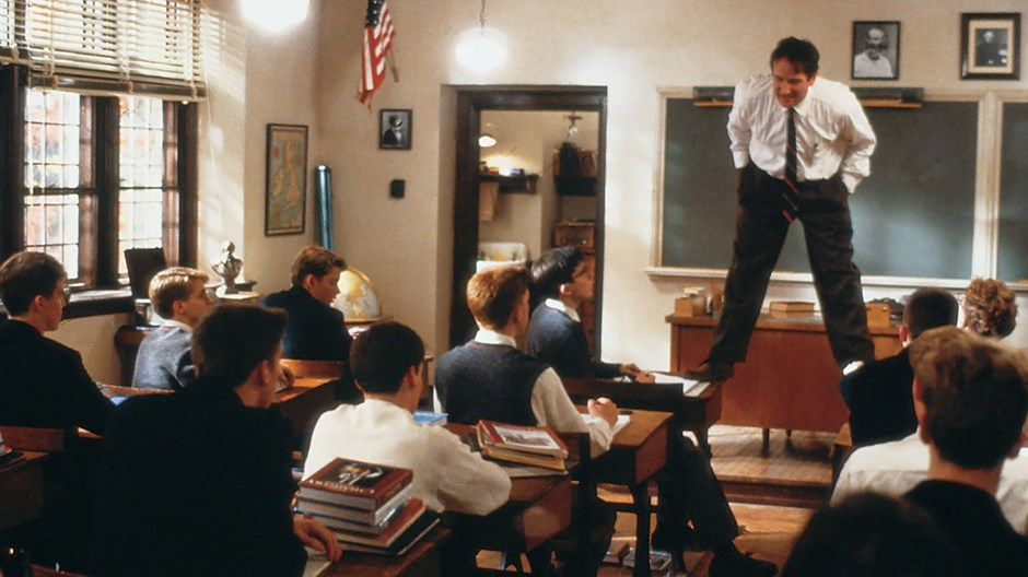 How I Got 'Dead Poets Society' Wrong