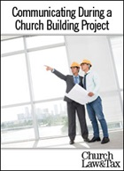 Communicating During a Church Building Project
