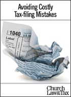 Avoiding Costly Tax-filing Mistakes