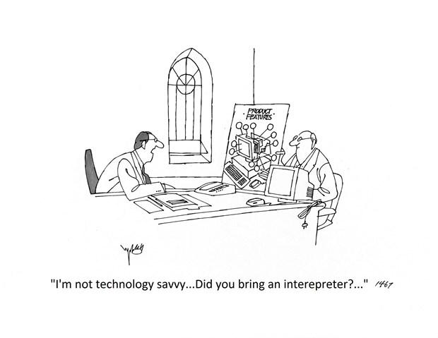 Tech Savvy Interpreter?