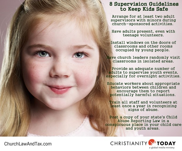 8 Supervision Guidelines to Keep Kids Safe