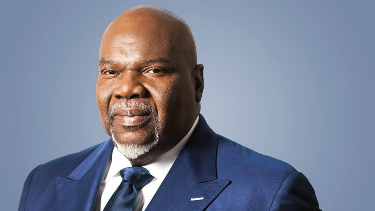 T  D  Jakes Threatens To Sue Rappers for Sampling His Serm
