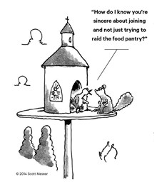 Squirrelly Motives