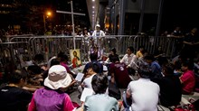Hong Kong Christians Lead Protests for Democracy