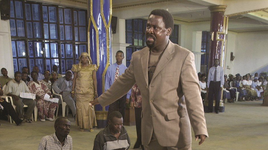 Why Nigerian Health Officials Turned to a Megachurch Pastor When Ebola Struck
