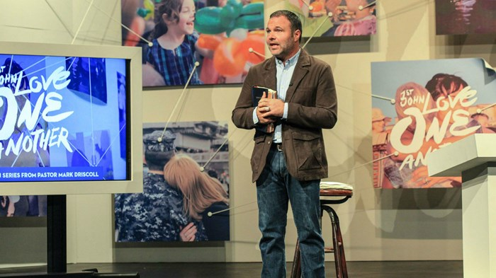Mark Driscoll Resigns from Mars Hill