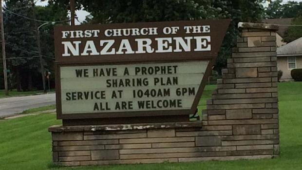 Church Signs of the Week: November 7, 2014