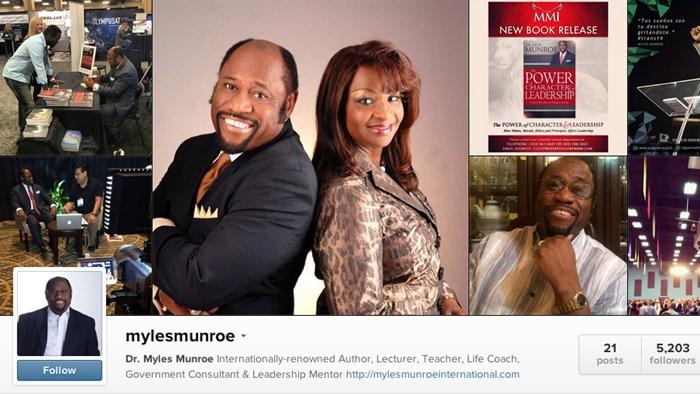 Plane Crash Kills Myles Munroe Bahamas Best Known Pastor