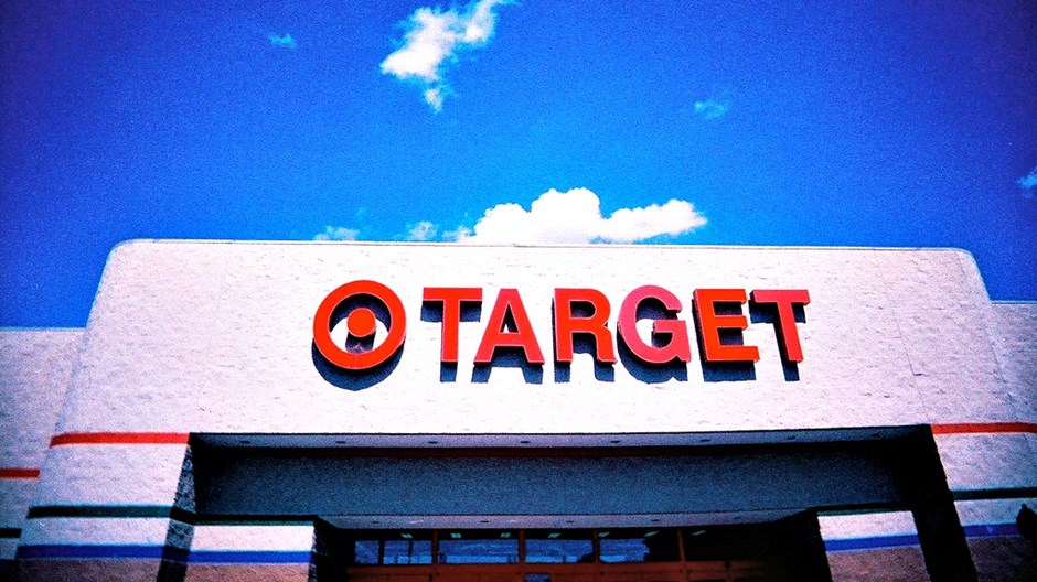 Sorry for Getting Excited to Shop at Target