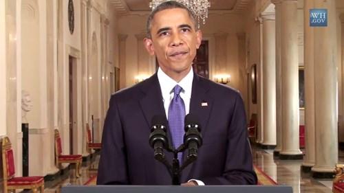 President Obama Cites Exodus on Immigration Reform: 'We Were Strangers Once Too'