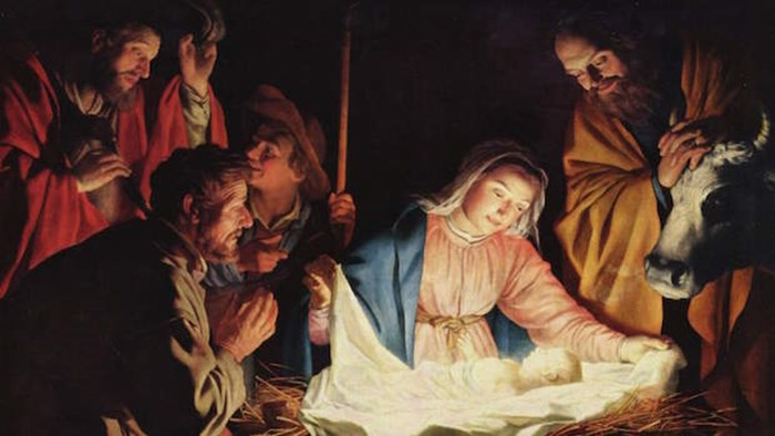 Speaking the Story at Christmas
