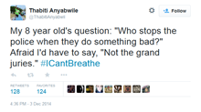 A United Evangelical Response: The System Failed Eric Garner