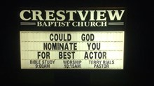 Church Signs of the Week: December 19, 2014