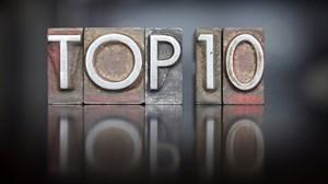 Top 10 in 2014