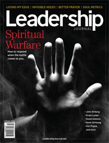 Spiritual Warfare Resources | CT Pastors | Christianity Today