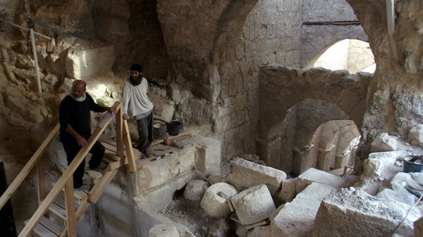 Biblical Archaeology's Top Ten Discoveries of 2014
