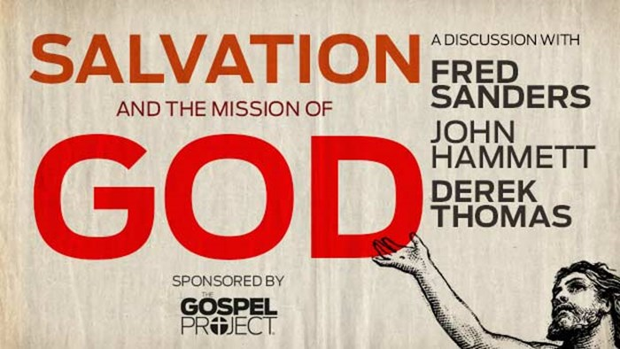 Salvation and the Mission of God: Derek Thomas Part 1