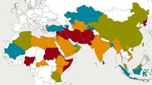 'Not Forgotten': The Top 50 Countries Where It's Most Difficult to Be a Christian