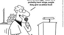When the Preacher Is a Comic