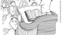 Sermon Gaffe