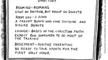 If Churches Were Totally Honest