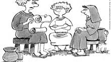 Home Bible Study - 75 A.D.