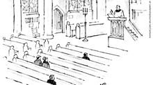 Big Church Gone Empty