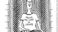 Dress Down Sunday at Church
