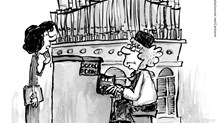 Organist Asked to Play Choruses