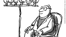 Pastor Replaces Choir with Birds