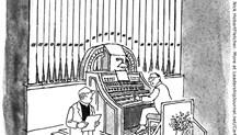 A Giant Organ Isn't Quiet