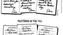 Pastoring Has Changed