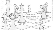 The Pastor Is Just a Pawn