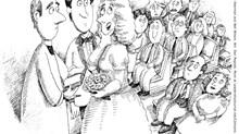 Selective Wedding Vows