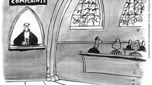 Church Expects Sunday Complaints