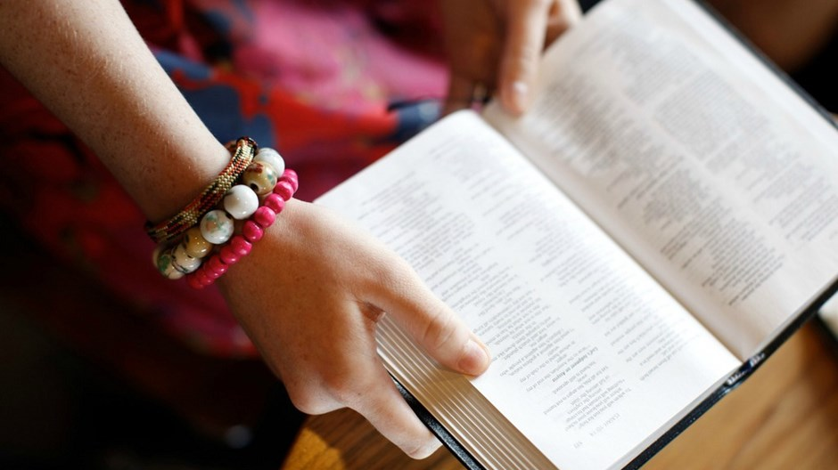 You're Not Too Busy for the Bible