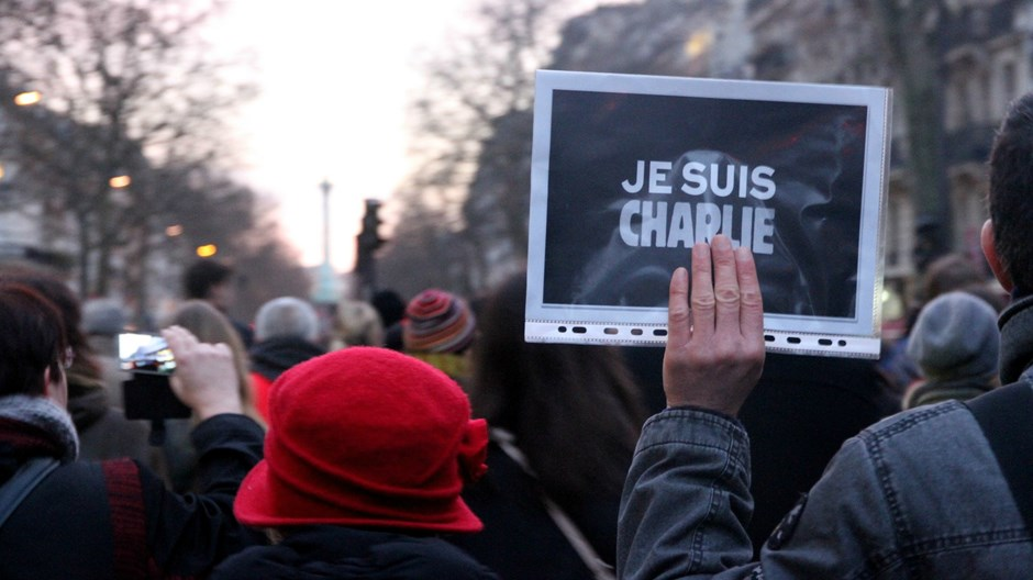 The Instant Gratification of #JeSuisCharlie