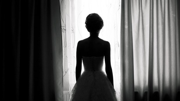 A Newlywed's Grief