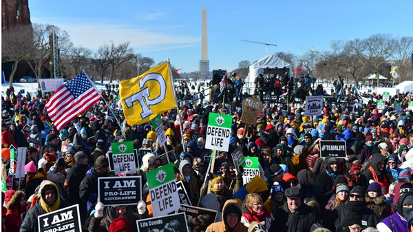 50: The Best the March for Life Movement Can Ever Hope For?