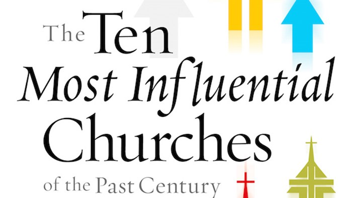 The 10 Most Influential Churches of the Last Century