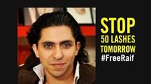 Robert P. George to Saudi Arabia: Whip Me Instead of Raif Badawi
