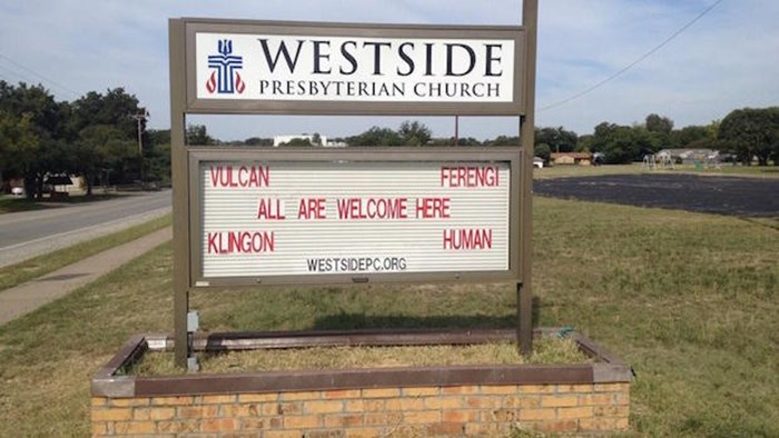 Church Signs of the Week: January 30, 2015